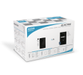 KIT Interfon audio pentru 1 Familie Negru - KIT.APE.1FB